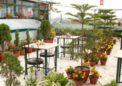 Rooftop Garden Hotel Nepalaya