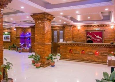 lobby Nepalaya